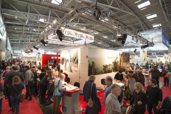Cambrils Park Resort promotes itself at International tourism trade fairs