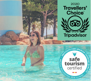 This award positions us among the 10% of the best hotels in the world according to Tripadvisor.
